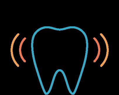 歯がグラグラ・歯周病