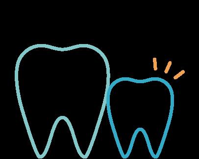 子供の歯を守る・小児歯科
